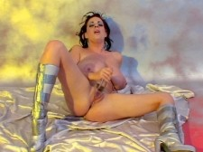 Linsey Dawn McKenzie - Linsey's Space Boobs